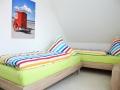 Schlafzimmer 1 - Ferienwohnung Ihno