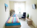 Schlafzimmer 3 - Ferienwohnung Ihno