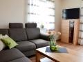 Wohnzimmer - Ferienwohnung Ihno