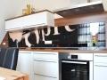 Küche - Ferienwohnung Ihno